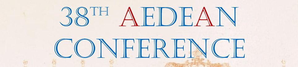 AEDEAN-2014-cabecera